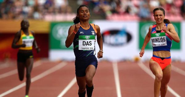 Within 4 months of her first 400m race, world U-20 champ Hima Das is sprinting towards bigger glory