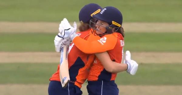 New Zealand create record for highest total in women's T20Is, England break it hours later