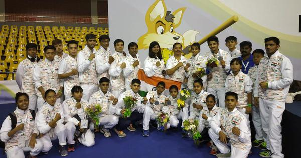 World Junior Wushu Championships: India win four silver and five bronze medals