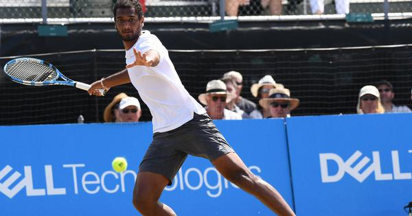 Indian tennis: Ramkumar defeats Smyczek in straight sets, reaches his first ATP World Tour Final