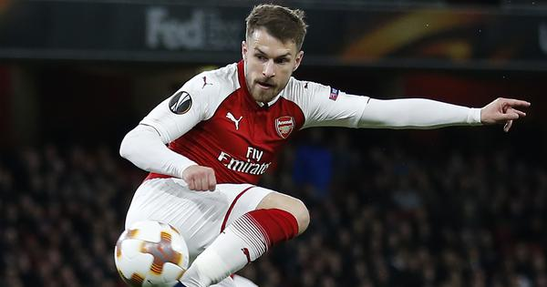 Arsenal's Ramsey will move to Juventus in July after signing four-year free transfer deal