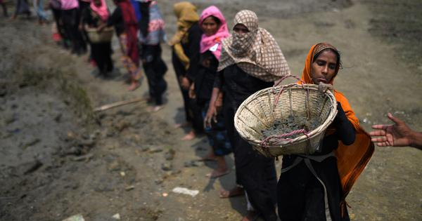 Myanmar military carried out coordinated campaign of atrocities against Rohingya, says US report
