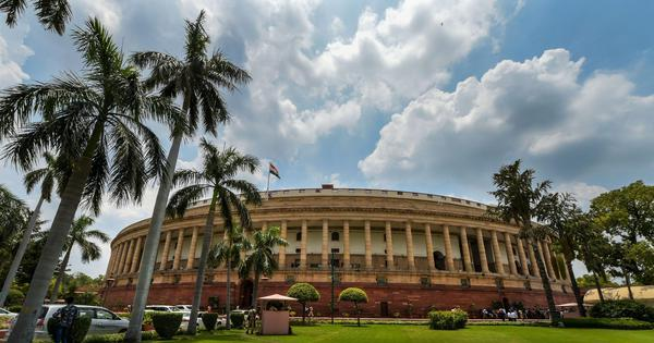 In curious move, Rajya Sabha secretariat sends out press releases about TDP, then withdraws them