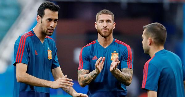'Match that will determine our World Cup destiny': Spain look to revive campaign against Iran