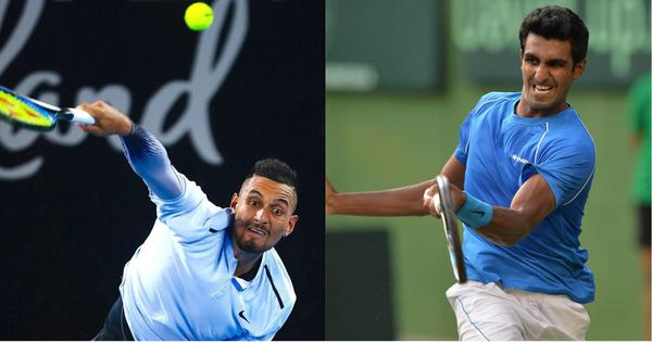 Kyrgios pulls out of French Open with elbow injury, could be replaced by India's Prajnesh