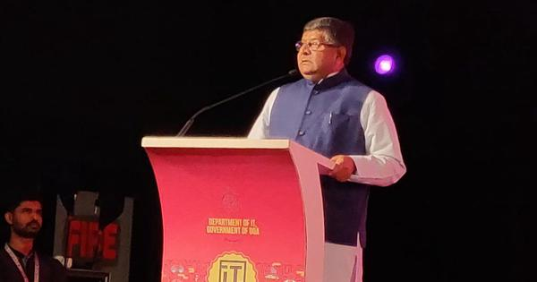 'Aadhaar data cannot be hacked even after a billion tries', says Union minister Ravi Shankar Prasad