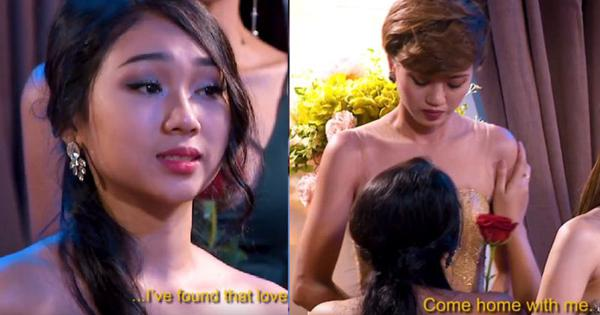 Watch: On the TV show 'The Bachelor', Vietnamese contestant confesses love for another woman