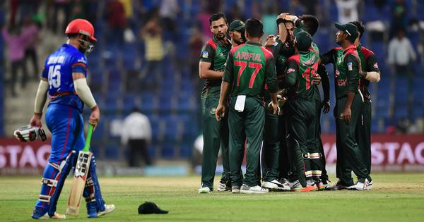 India through to Asia Cup final after Bangladesh edge Afghanistan out with three-run win