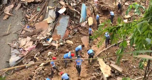 Watch: Typhoon Mungkhut triggered floods and landslides across the Philippines, Hong Kong and China