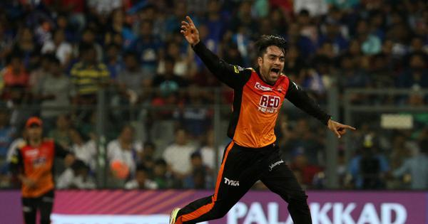 Rashid Khan stars at Eden Gardens as Sunrisers down KKR to set up final clash with CSK