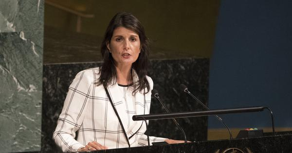 United States cannot tolerate Pakistan becoming a safe haven for terrorists, says Nikki Haley