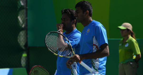 Tennis: India name eight-member team for Davis Cup tie against Pakistan; Paes, Bopanna return