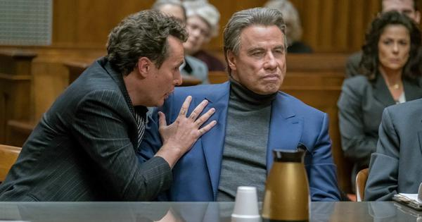 Makers of John Travolta's 'Gotti' hit back at withering reviews: 'Trust yourself'