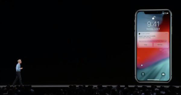Watch the short version of what Apple announced about iOS 12 at its developer conference