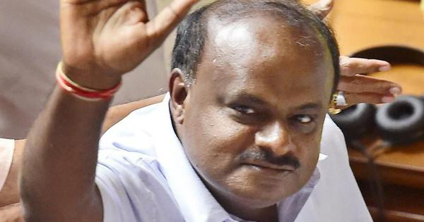 Congress asks Kumaraswamy to be courageous after he expresses unhappiness as chief minister