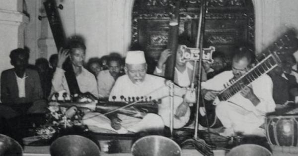 बाबा जो संगीत के काशी-काबा थे