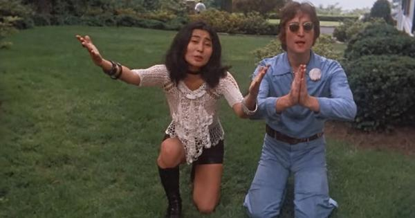 Restored version of John Lennon film 'Imagine' to be out in September