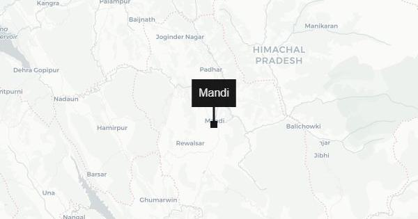 Himachal Pradesh: Fire at residential building in Mandi kills five, rescue operations under way