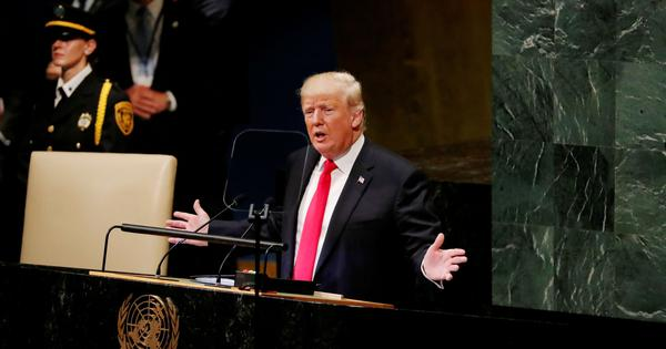 Why Donald Trump's praise of India at the United Nations is a poisoned chalice
