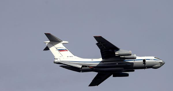 Russian military plane with 15 on board goes off radar over Syria; Moscow blames Israel