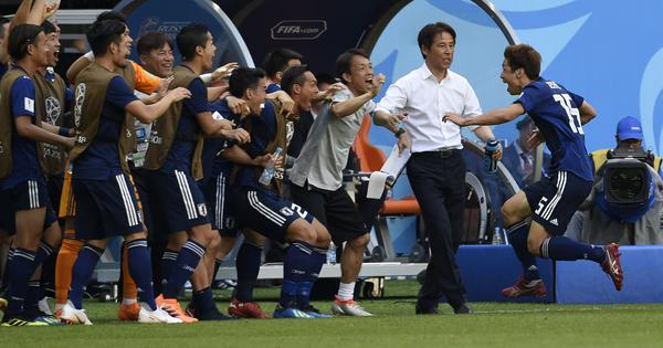New coach, poor form, 'group of death', but Japan manage to beat the odds to register historic win