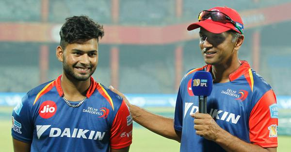 Rishabh Pant has temperament and skills to bat differently, says Rahul Dravid