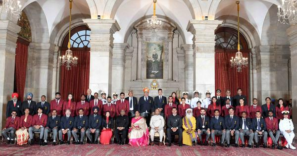 In photos: All the Khel Ratna, Arjuna and Tenzing Norgay Adventure Award winners