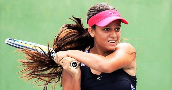 West Bengal's Shreya Chakraborty stuns top seed Bhakti Parwani at U-16 tennis Nationals