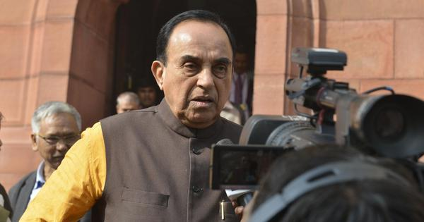 'Subramanian Swamy trying to influence National Herald case by tweeting about it': Congress leader
