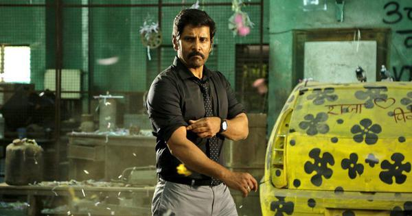'Saamy Square' trailer: Vikram is six times angrier than usual as Aarusaamy