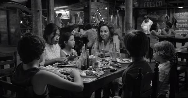 'Roma' trailer: 'Gravity' director paints an evocative picture in black and white