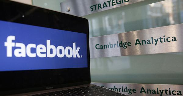UK regulator fines Facebook £500,000 for Cambridge Analytica data breach
