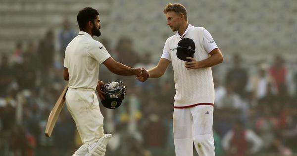 Best of the best: Joe Root on why 'extraordinary' Virat Kohli is the most complete all-format player