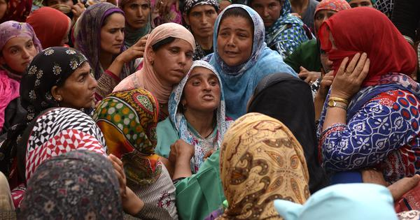 Once again, a South Kashmir village mourns its dead, including a 14-year-old girl