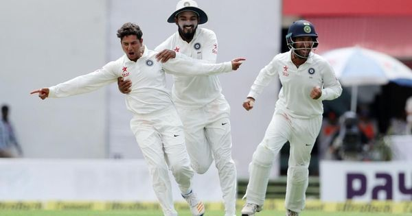 Debutant Kuldeep Yadav's 4/68 outshines Steve Smith's fluent 111 on Day 1 of 4th Test