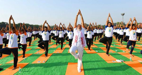 'From Dehradun to Dublin, there's only yoga': Modi kicks off International Yoga Day in Uttarakhand