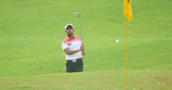 Indian golf round-up: Khalin, Chikkarangappa tied-24th in Korea Open, Nicollet off to sedate start