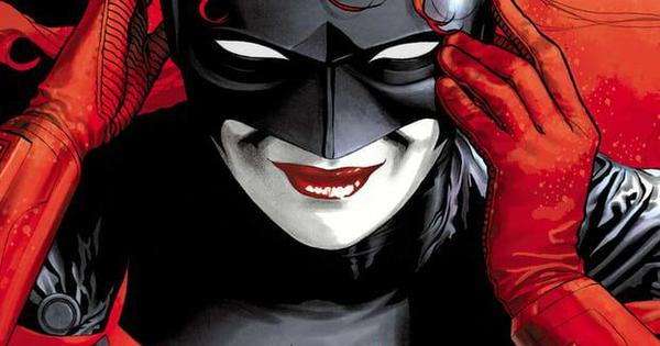Television series with a lesbian Batwoman in the works