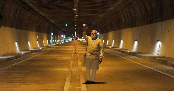 'Development, development, development': Modi repeats an old fallacy in Kashmir