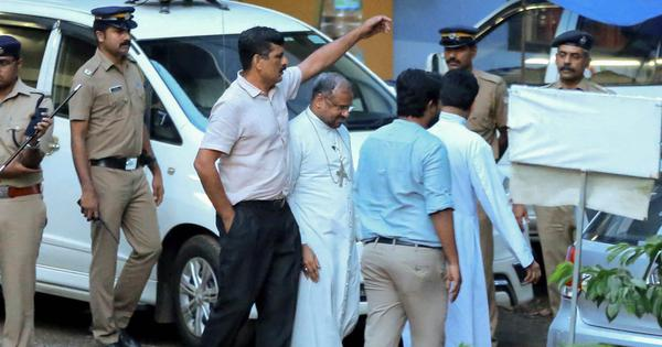 Kerala nun rape case: Accused Bishop Franco Mulakkal released on bail