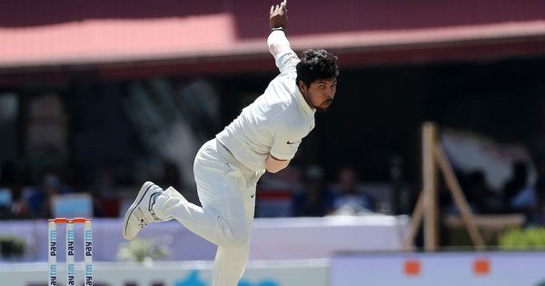 'Umesh Yadav should be Man of the Series': Pacer's deadly spells receive unanimous praise on Twitter