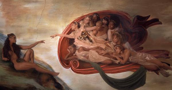 'God is a Woman': Ariana Grande's new song is filled with religious and feminist imagery. Watch