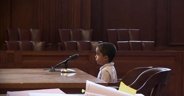 Heartless: Even three-year-olds are forced to represent themselves in immigration court in US