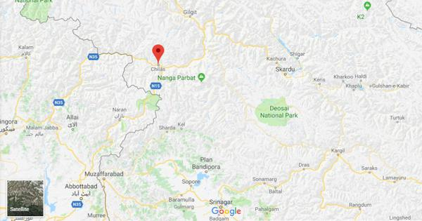 Pakistan: 26 killed in bus accident on Babusar Pass