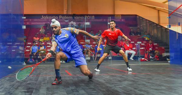 Squash: Harinder Pal Sandhu beats Tomotaka Endo to bag men's title in third leg of India Tour