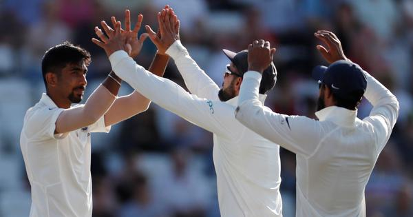 England vs India, 3rd Test, Day 4 – as it happened: Kohli and Co one wicket away from victory
