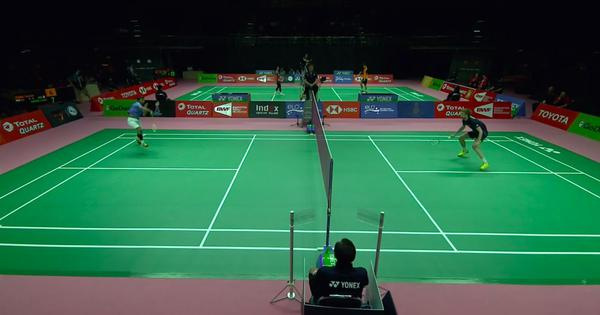 Prannoy-less India lose to France in Thomas Cup and now need a miracle to reach the quarter-finals