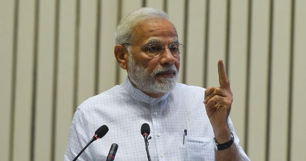 The big news: Congress says Narendra Modi is spreading poison of hatred, and nine other top stories