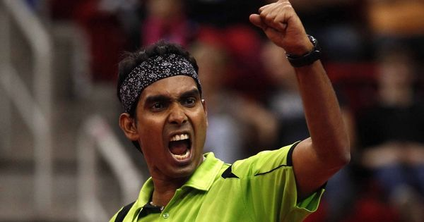 Sharath Kamal to lead India's challenge at the World Table Tennis Championships
