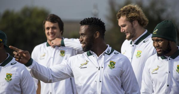 This one's for South Africa: The astonishing rise of first black Springbok captain Kolisi